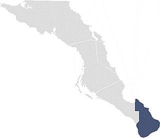 Second Federal Electoral District of Baja California Sur federal electoral district of Mexico