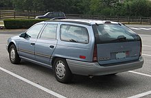 1992 ford taurus wagon