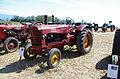 3ème Salon des tracteurs anciens - Moulin de Chiblins - 18082013 - Tracteur Massey-Harris 30 K - 1950 - gauche.jpg