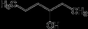 Hexanol - Image: 3 hexanol
