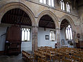 39 Aslackby St James, interior - North Aisle from Nave.jpg