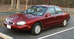 Mercury Sable Sedan (1995–1999)