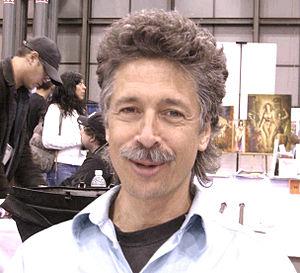 Thomas Yeates - Thomas Yeates at the 2008 New York Comic Con.