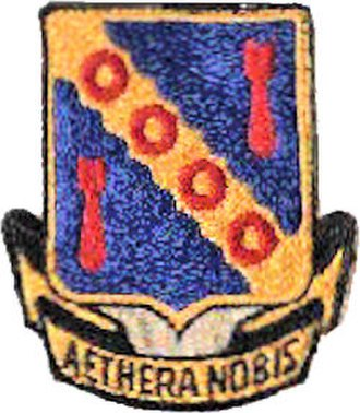 Loring Air Force Base - Emblem of 42d Bomb Wing
