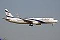 4X-EKP EL AL Israel Airlines Boeing 737-8Q8 AMS EHAM 31-05-2009 (3596107658).jpg