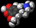 5-Methoxy-MDMA molecule spacefill.png