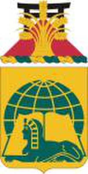 519th Military Intelligence Battalion (United States) - 519th Military Intelligence Battalion coat of arms
