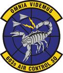 603 Air Control Squadron emblem.png