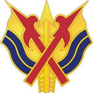 67th Battlefield Surveillance Brigade - Image: 67th Inf BDEDUI