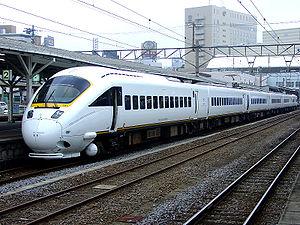 Kamome - 885 series Shiroi Kamome
