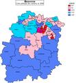 91 Cantons Politique 2008.png