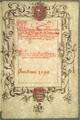 AGAD Strona tytulowa ksiegi Regestr albo liczba z pieniedzy wszystkich Ratusza wzietych 1599.png