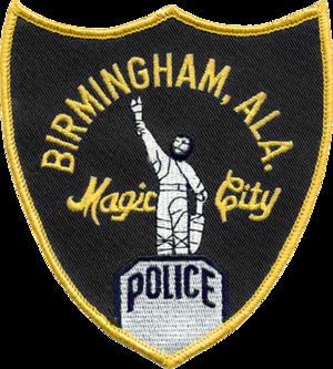 Birmingham Police Department - Image: AL Birmingham Police