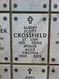 ANCExplorer Albert Scott Crossfield grave.jpg
