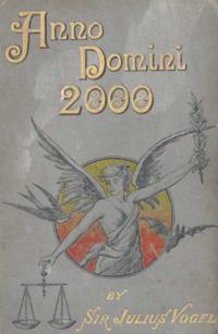 Anno Domini 2000, or, Woman's Destiny cover
