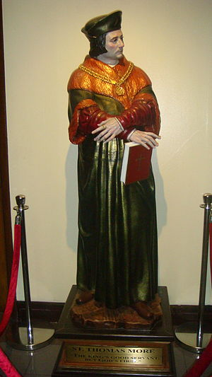 Statue of Thomas More at the Ateneo Law School chapel APSjfb.JPG