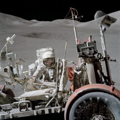 astronauts apollo 17 - HD5000×5000