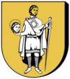 Coat of arms of Matrei in East Tyrol