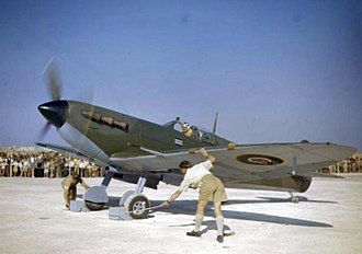 RAF Maintenance Base Safi - RAF Safi is officially inaugurated by Air Vice Marshal Keith Park in 1943.