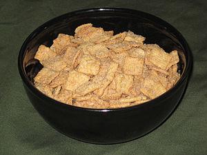 Cinnamon Toast Crunch - A bowl of Cinnamon Toast Crunch.