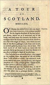 1769 in Scotland