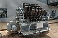 A hedgehog launcher on display.jpg