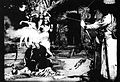 A scene from film, Raja Harishchandra (1913).jpg