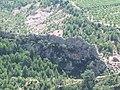 Abella de la Conca. Roca de Malimanya.JPG