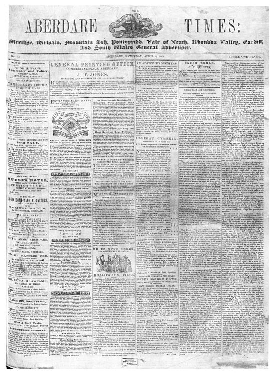 Aberdare Times April 6 1861.jpg