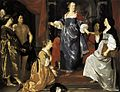 Abraham Lambertsz. van den Tempel - The Maid of Leiden Welcomes 'Nering' - WGA22045.jpg