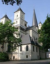 Abteikirche Brauweiler