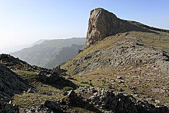 Mount Abuna Yosef - Abuna Yosef peak