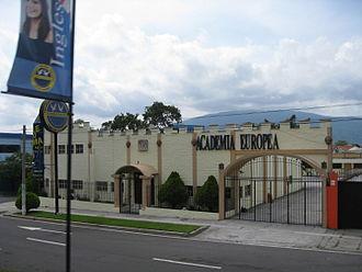 Antiguo Cuscatlán - European Language Academy