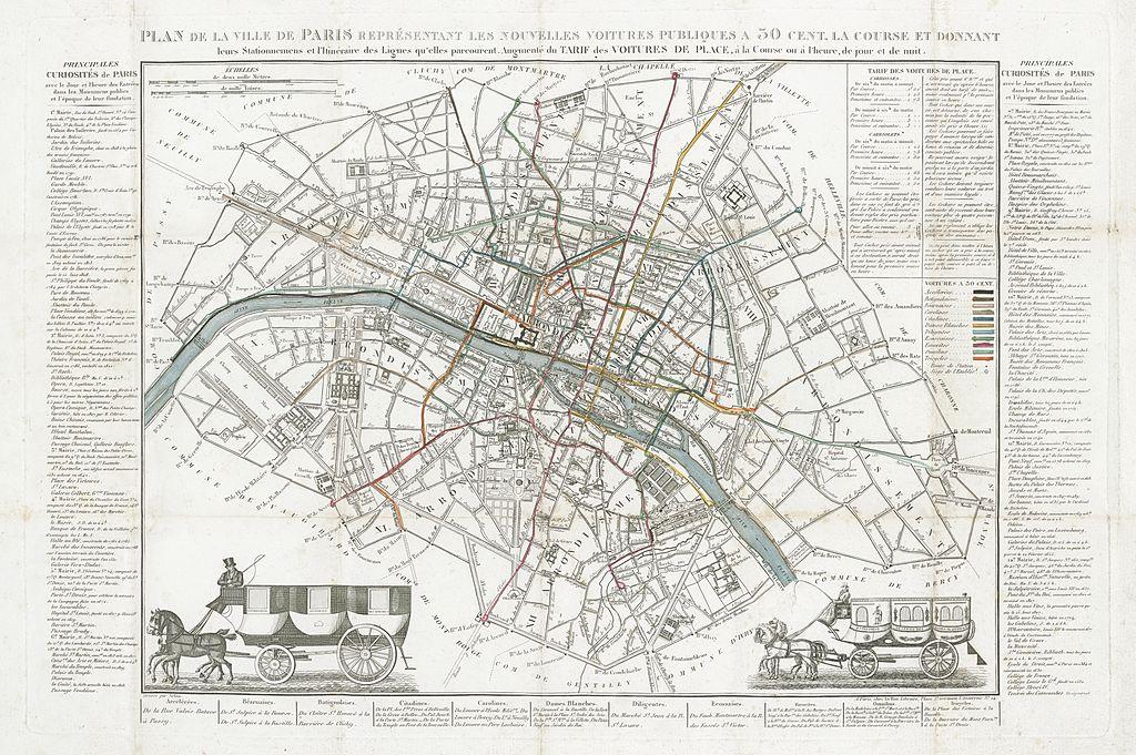File achin plan de la ville de paris repr sentant les for Piscine publique paris