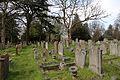 Across gravestones at City of London Cemetery and Crematorium 01.jpg