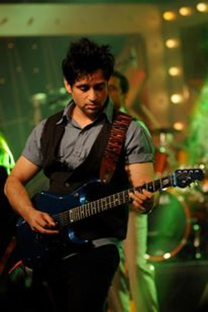 Strings (band) - Adeel Ali, Strings Lead Guitarist