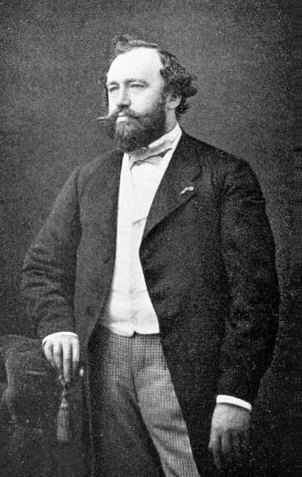 Adolphe Sax, the inventor of the saxophone Adolphe Sax.jpg