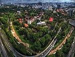 Aerial perspective of Alexandra Hospital, Singapore. Taken October 2018.jpg