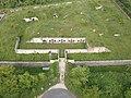 Aerial photograph of batterie de Sermenaz - Neyron - France (drone) - May 2021 (16).JPG
