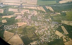 Aerial view of Donneville Haute-Garonne France.jpg
