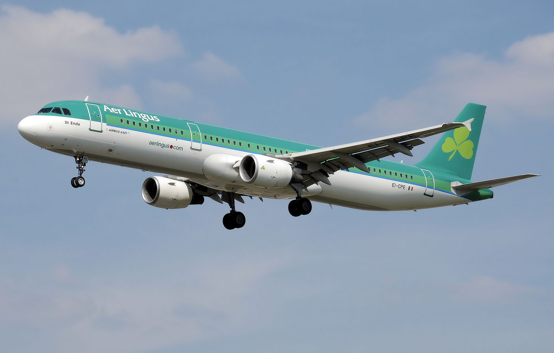 3 European Airlines That Didn't Cancel A Single Flight In September:  Aer Lingus