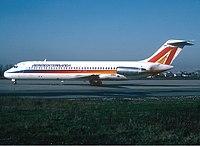 Aermediterranea McDonnell Douglas DC-9-32 Durand-1.jpg