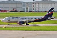 VQ-BHN - A320 - Aeroflot