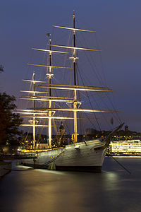 Af Chapman at Skeppsholmen in Stockholm City.jpg