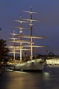 Af Chapman at Skeppsholmen in Stockholm City.jpg