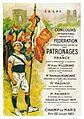 Affiche du concours international de gymnastique organisé par la FGSPF en 1923.jpg