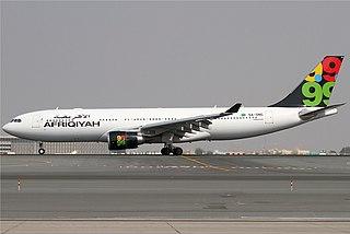 Afriqiyah Airways Flight 771 aviation accident