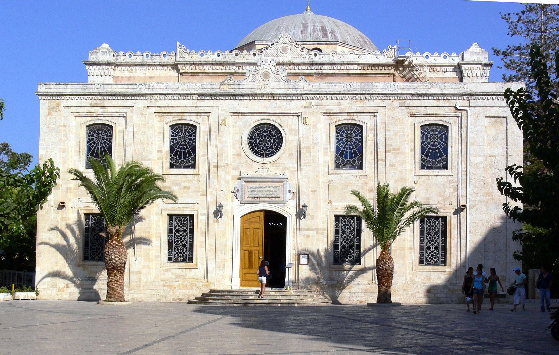 Собор Святого Тита в г. Ираклион