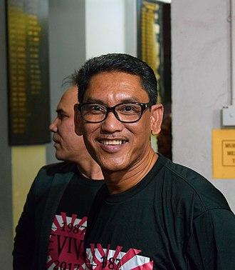 Ahmad Faizal Azumu - Image: Ahmad Faizal Azumu
