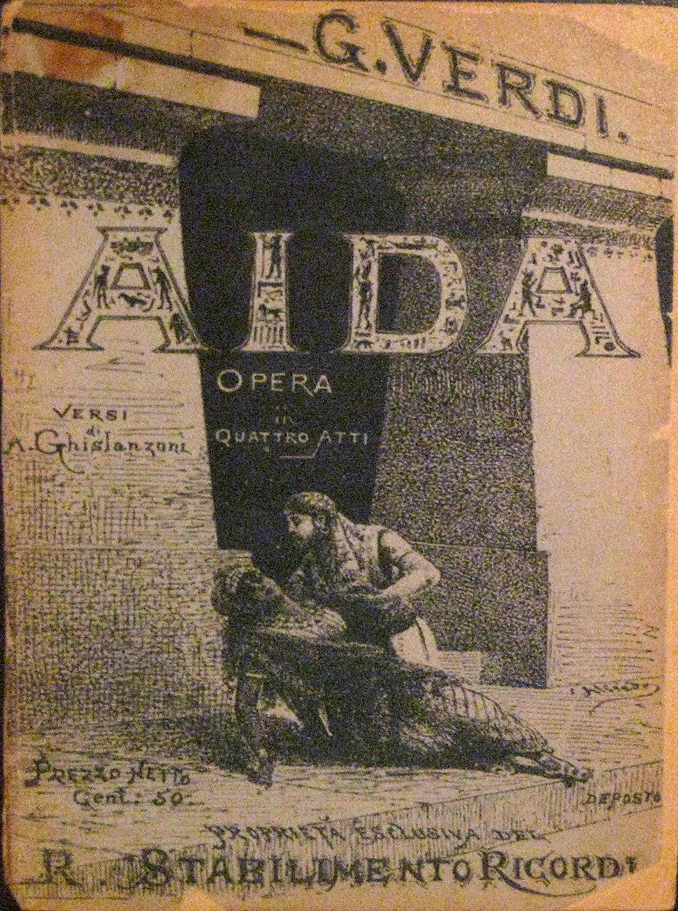 Aida (libretto, 1890)